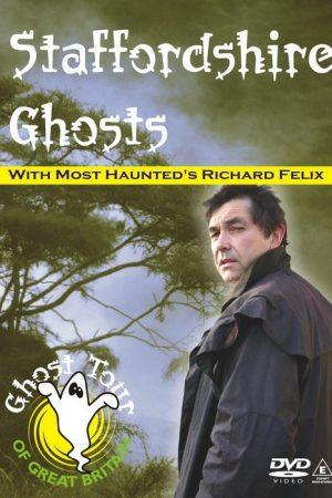 Staffordshire Ghosts DVD