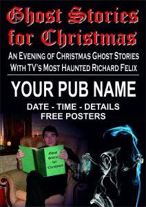 Richard Felix Ghost Stories For Christmas