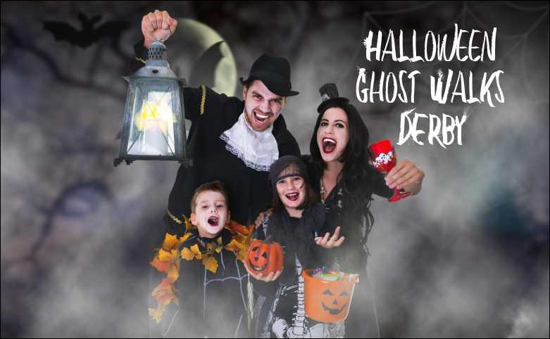 Halloween Ghost Walks - Richard Felix Derby Jail Goal