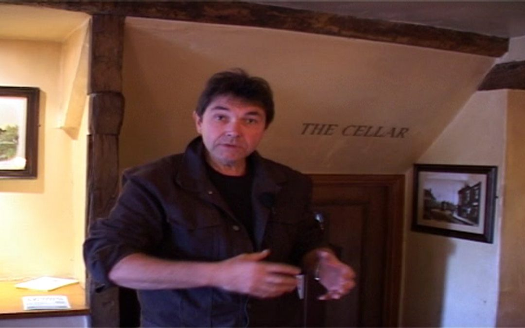 When Richard returned to The Peacock Hotel Derbyshire Ghosts