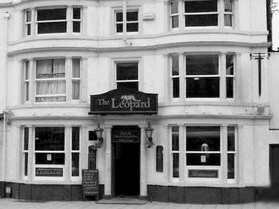 Ghost Hunt Leopard Inn Stoke Richard Felix