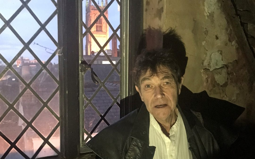 Night Vigil with Richard Felix at the Very Very Haunted Olde Bell