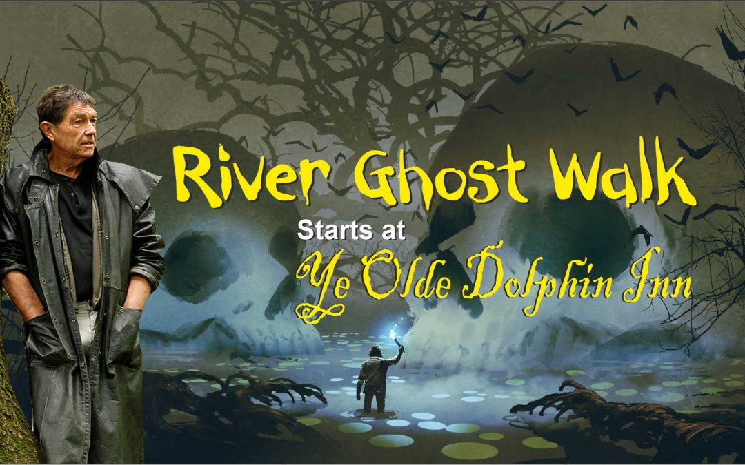 River Ghost Walk from Ye Olde Dolphin Derby