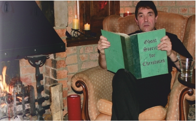 Christmas Ghost Stories Read by Richard Felix FREE audio – book podcast