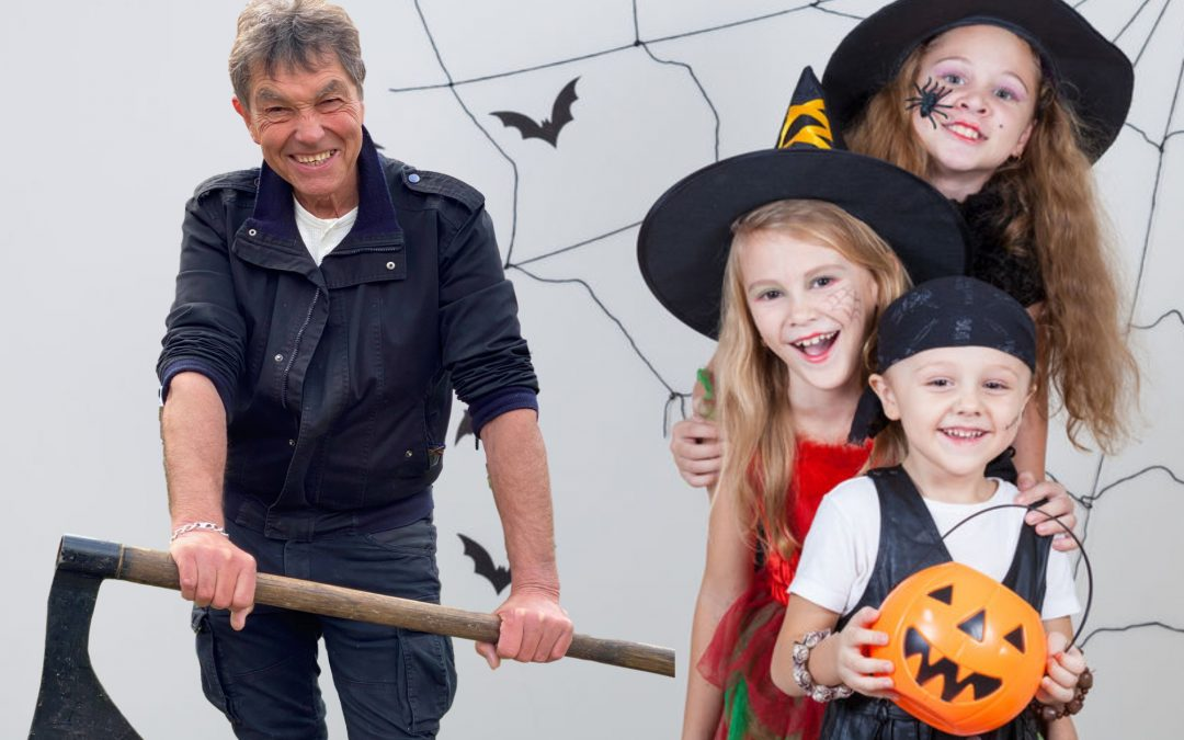 Halloween Executions Torture and Bodysnatching Family Day at Derby Gaol
