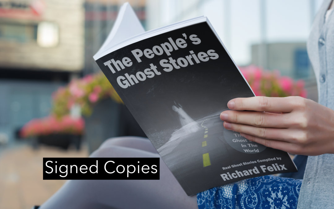 NEW BOOK RELEASE – THE PEOPLE'S GHOST STORIES