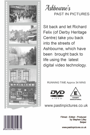 ashbourne local history dvd video