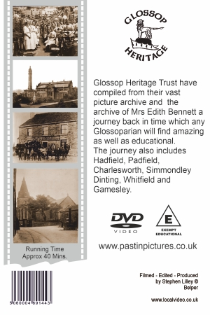 glossop dvd cover
