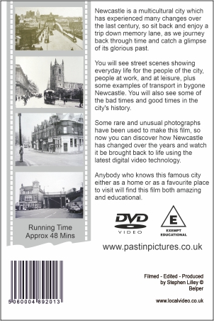 Newcastle-past-in-pictures-dvd-video
