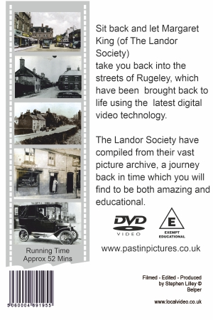 Rugeley past in pictures video cover