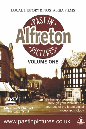 Alfreton local history film past in pictures