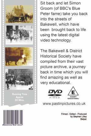 bakewell local history dvd video