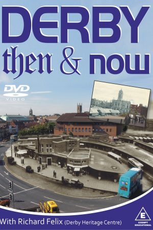 derby Then and Now dvd cover